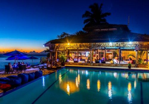 Manuia Beach Hotel